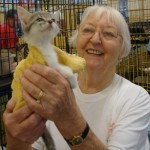Volunteer for The Cat Network